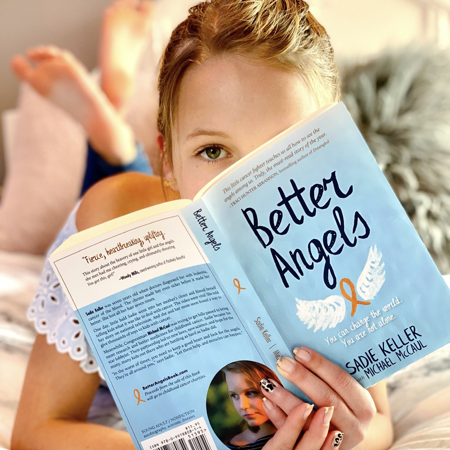 Upcoming Release: Sadie's First Book, Better Angels