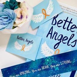 Sadie Keller's Better Angels Book Bundle