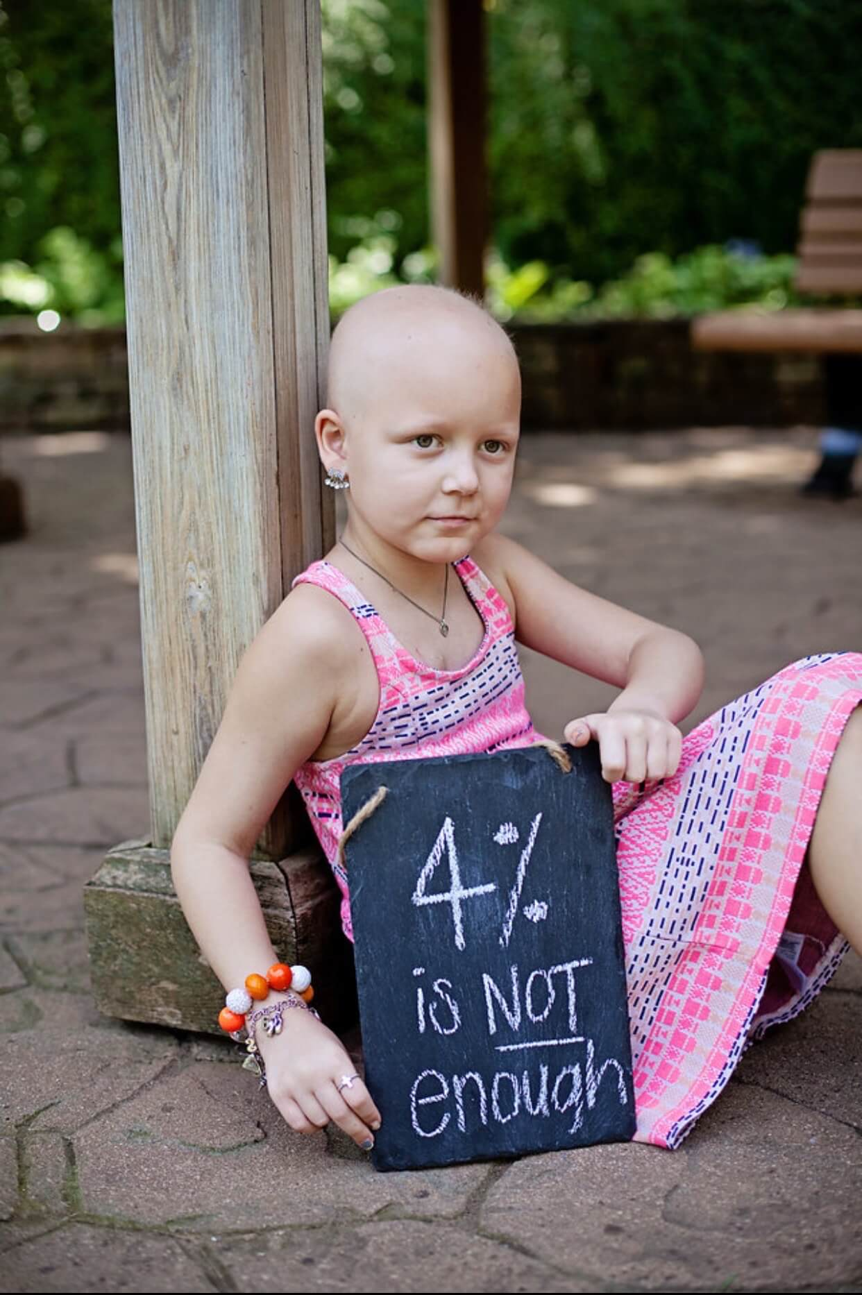 September: Childhood Cancer Awareness Month